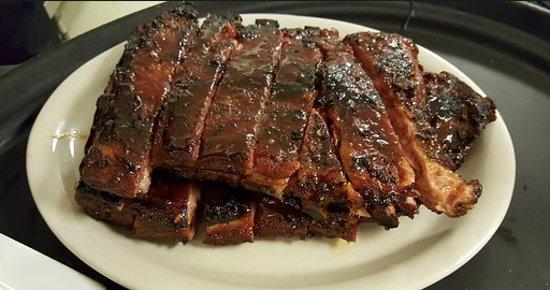 Brickhouse Food & Drink: Luisiana Pork Ribs
