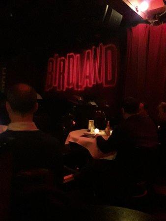 Birdland : stage