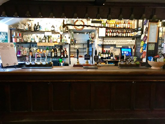 Pendoggett, UK: Pub