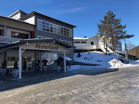 Kaupanger, Noruega: Main Building