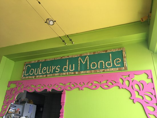 Terre-de-Haut, Guadalupe: Restaurant 1