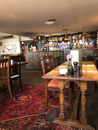Parkgate, UK: Bar & restaurant
