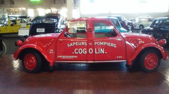 Lane Motor Museum: Coming? or Going?
