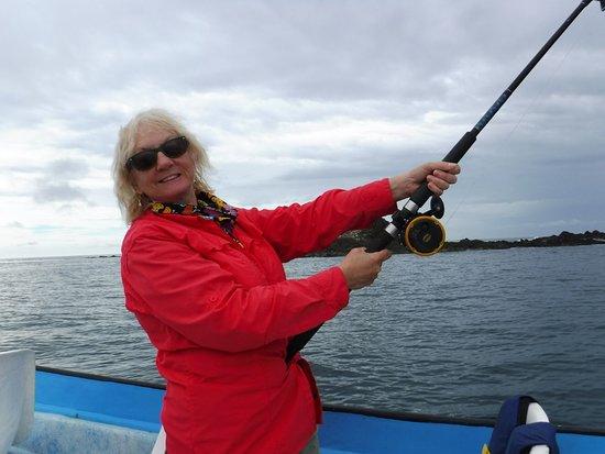 Magdalena Bay Whales: Fisherwoman Kathe