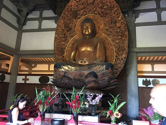 Kaneohe, HI: Buddhist Statue