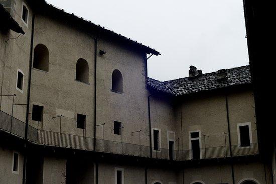 Bard, Ιταλία: Il cortile interno