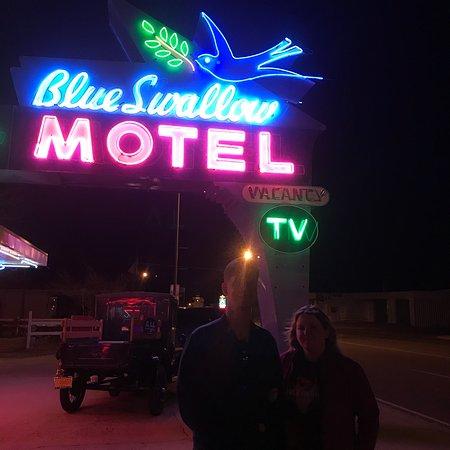 Blue Swallow Motel: photo0.jpg