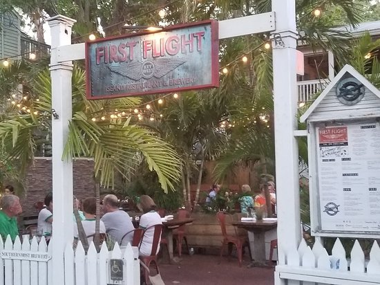 First Flight Island Restaurant And Brewery