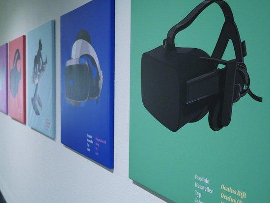 Cantón de Zúrich, Suiza: VR Kunstgalerie die Zeite