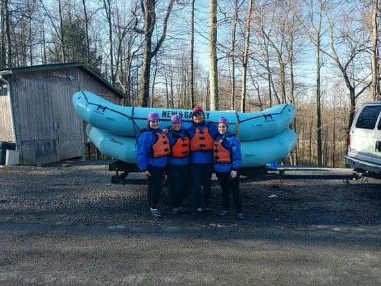 New & Gauley River Adventures: received_1619603758126445_large.jpg