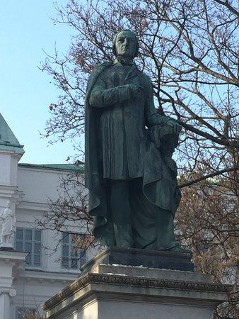 Denkmal Josef Ressel