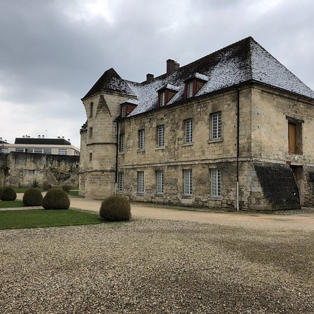 Soissons, Frankrike: L'Arsenal
