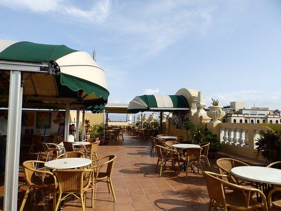 Terraza Picture Of Hotel Inglaterra Havana Tripadvisor