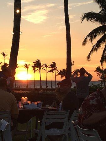 Sunset Luau At The Waikoloa Beach Marriott