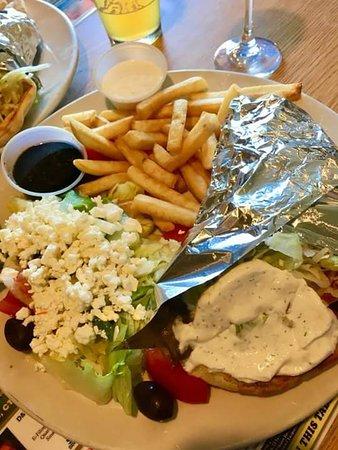 North Windham, CT: Tasty platter