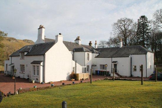 Main house and Balcraig