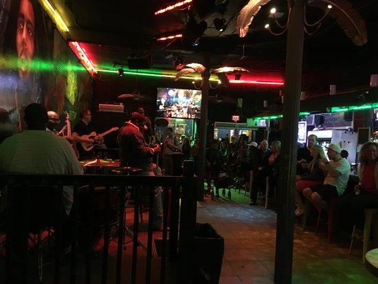 Cafe Negril: Dance Floor