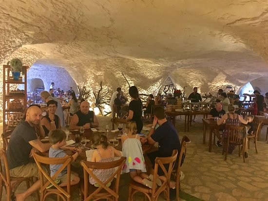 Hotel Xcaret Mexico The Cave Buffet