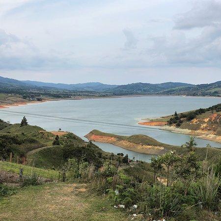 Bilde fra Calima Lake