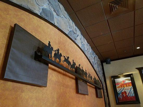 Wareham, MA: More cowboy art.