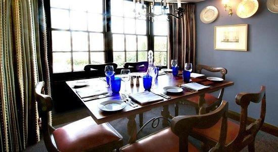 The Master Builder's House Hotel: Restaurant