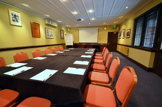 The Master Builder's House Hotel: Meeting room