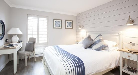 The Master Builder's House Hotel: Guest room