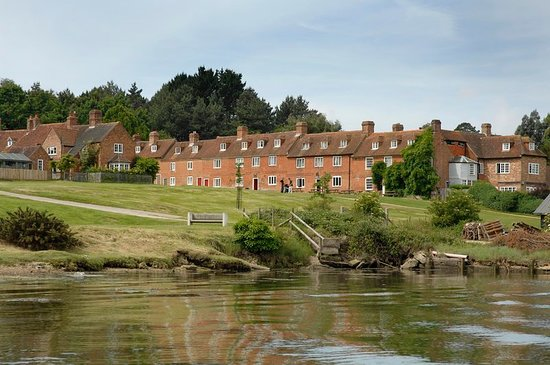 Bucklers Hard, UK: Exterior