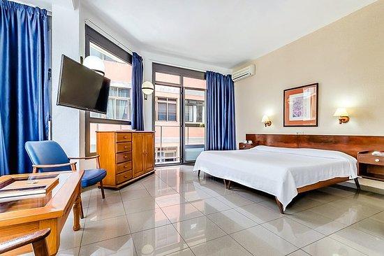 Hotel Atlanta : Guest room