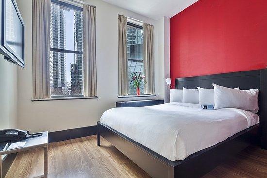 Eurostars Wall Street: Guest room