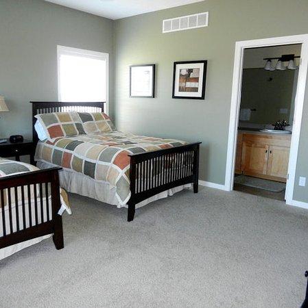 Kewadin, MI: Guest room