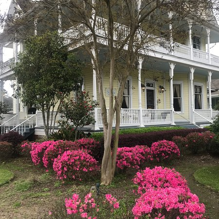 Queen Anne Bed And Breakfast In Natchitoches La