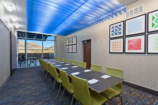 Brigham City, UT: Meeting room