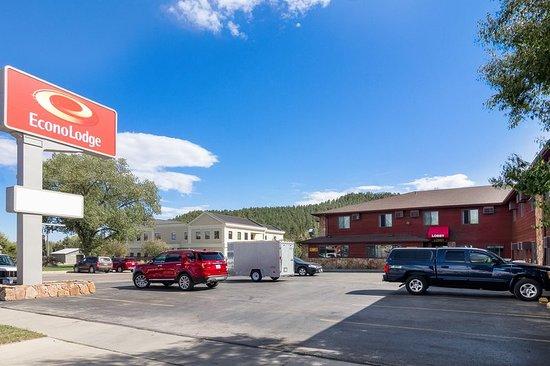 Econo Lodge Custer: Exterior