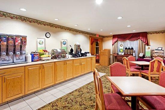 Country Inn & Suites by Radisson, Harrisburg Northeast (Hershey), PA: Restaurant