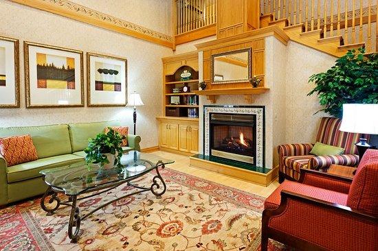 Country Inn & Suites by Radisson, Harrisburg Northeast (Hershey), PA: Lobby