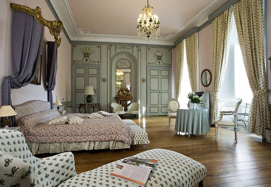 Rochegude, France: Guest room