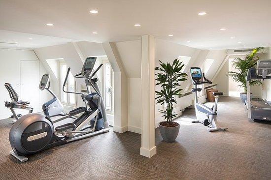 Hotel Napoleon Paris: Health club