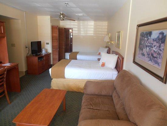 White Sands, نيو مكسيكو: Guest room
