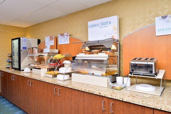 Hunt Valley, MD: Restaurant