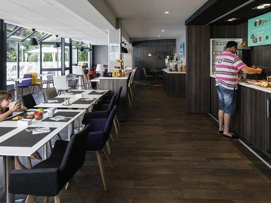 Survilliers, France: Restaurant