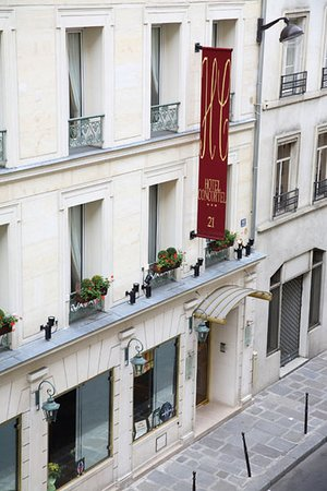 Hotel Concortel: Exterior