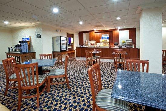 Holiday Inn Express Hotel & Suites Murray : Restaurant