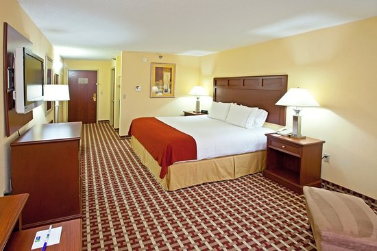 Holiday Inn Express Hotel & Suites Murray : Guest room