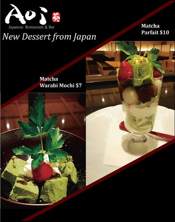 Iselin, NJ: New Dessert from Japan