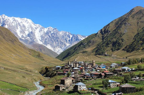 3-Day Tour in Svaneti: Majestic ...