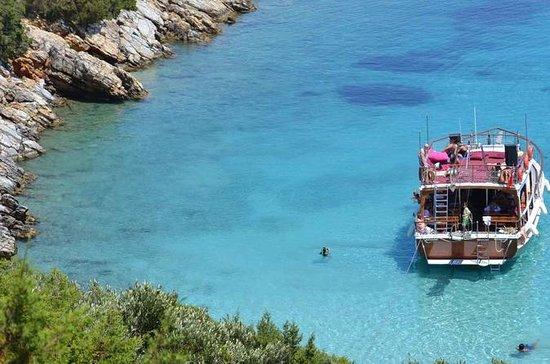 Excursion quotidienne en bateau à...
