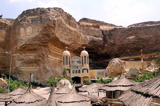 日帰りツアー:ギザピラミッド、旧カイロ、エルモカッタ山岳洞窟教会