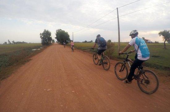 Siem Reap countryside bike