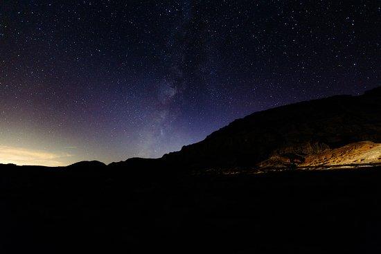 Cantil, Kalifornien: Stargazing at Red Rock Canyon State Park